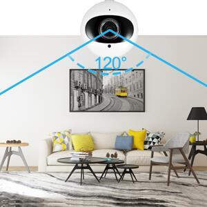 1080P HD WiFi Home Security Indoor IP Camera
